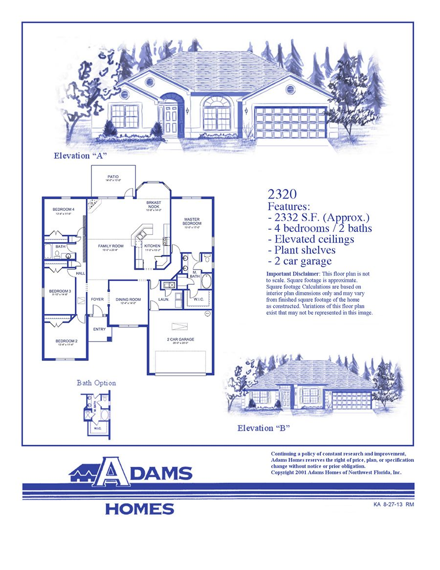 Image Result For Adams Homes 1540 Floor Plan Adams Homes House Floor Plans Floor Plans