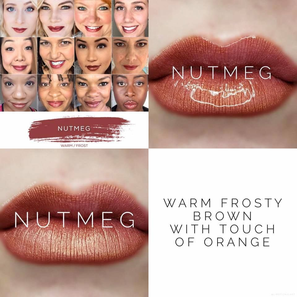 Lipsense Nutmeg. Questions? Want to order? Visit us! https://www.facebook.com/pg/1EnchantedKiss/photos/?tab=album&album_id=2136641986621883