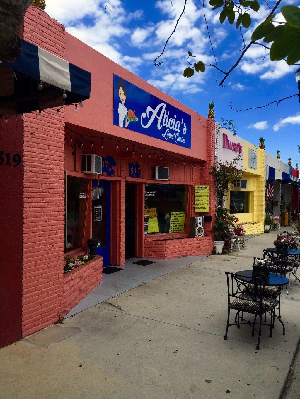 Alicia S Latin Cuisine West Palm Beach Restaurant Reviews