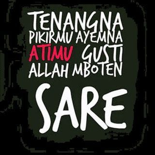 Kata Bijak Islami Versi Bahasa Jawa Bahasa Islam Dan Bijak