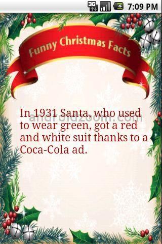 Christmas Trivia Facts.1931 Fun Fact
