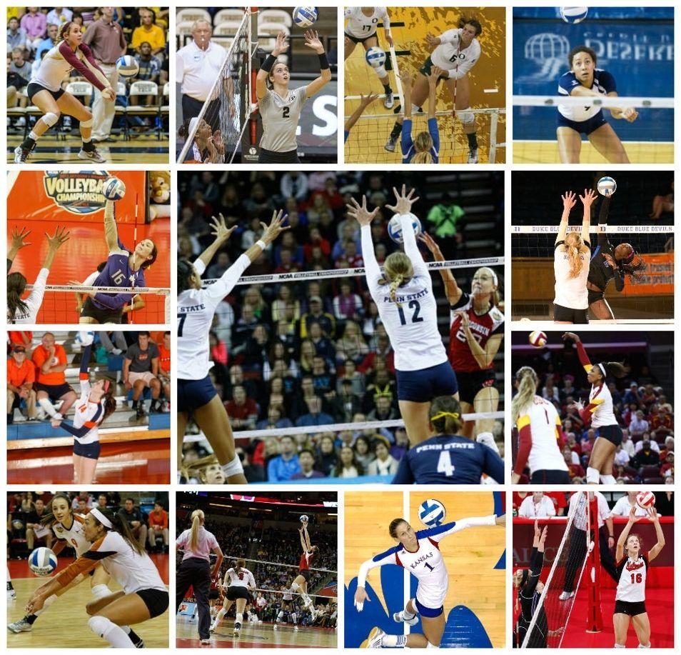 Ncaa Stars Volleyball Magazine Season Preview Women Volleyball All Volleyball Volleyball