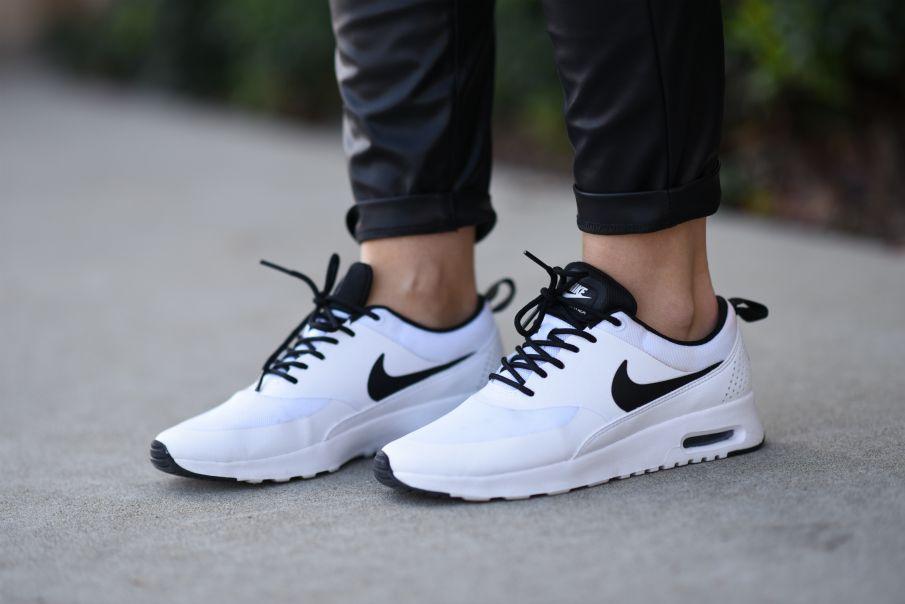 Nike Air Max 2016 Running Shoes Oreo White Black 806771 101 Men S