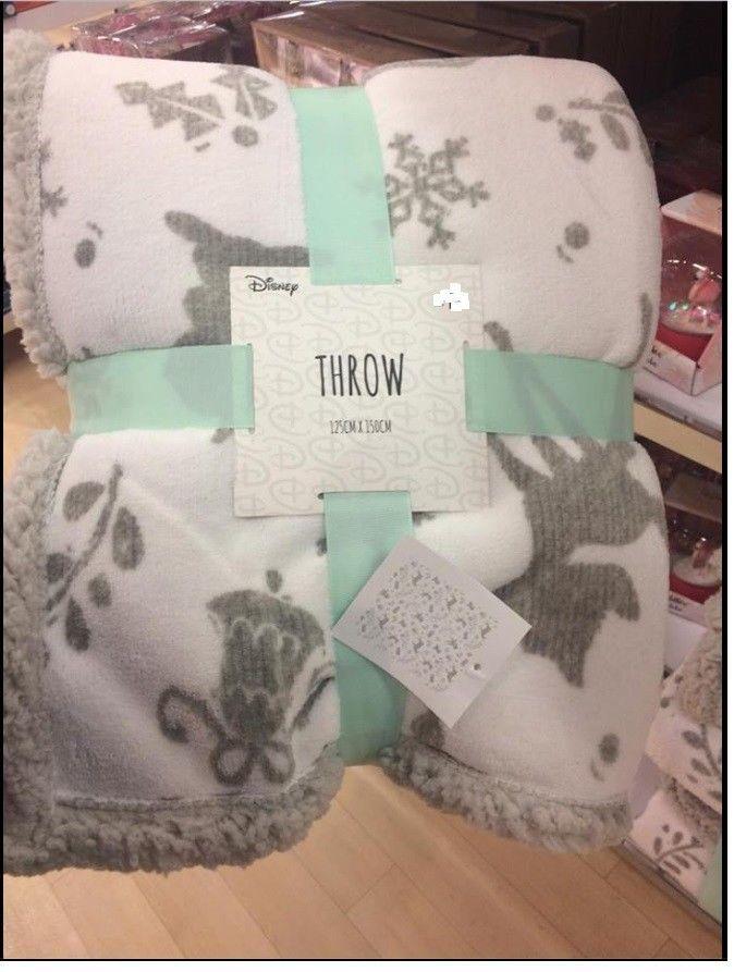 Bambi Fleece Blanket Primark  2019 Inspirational Throw