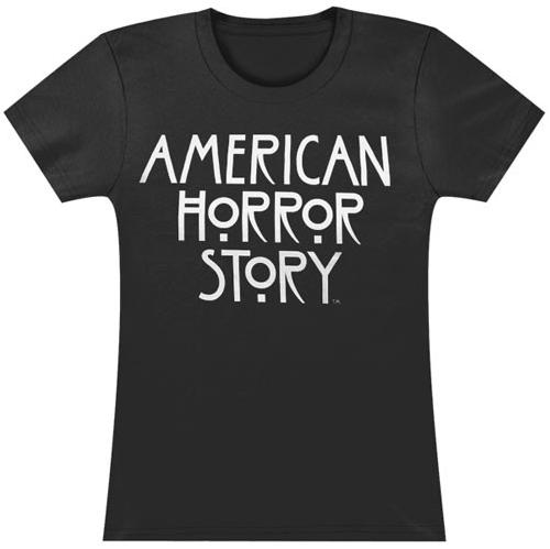 Ahs Logo Junior Top In 2021 Junior Tops American Horror American Horror Story