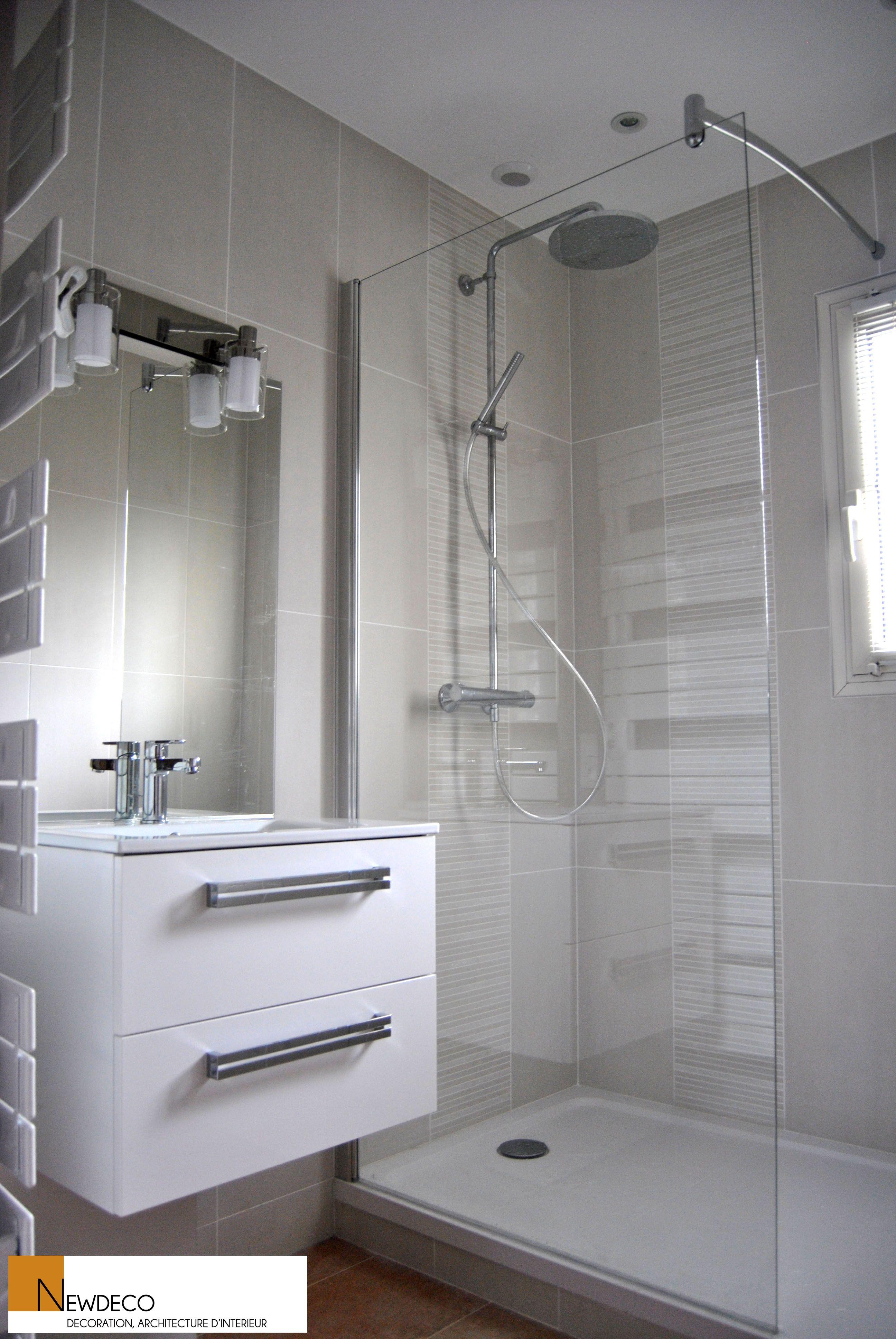 salle de bain / carrelage / faïence / meuble salle de bain