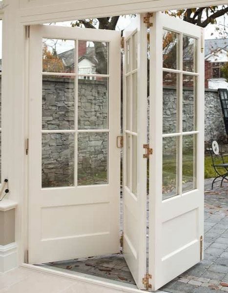 6 Types Of Doors For The Home And Office Renotalk Singapore Folding French Doors French Doors House Design