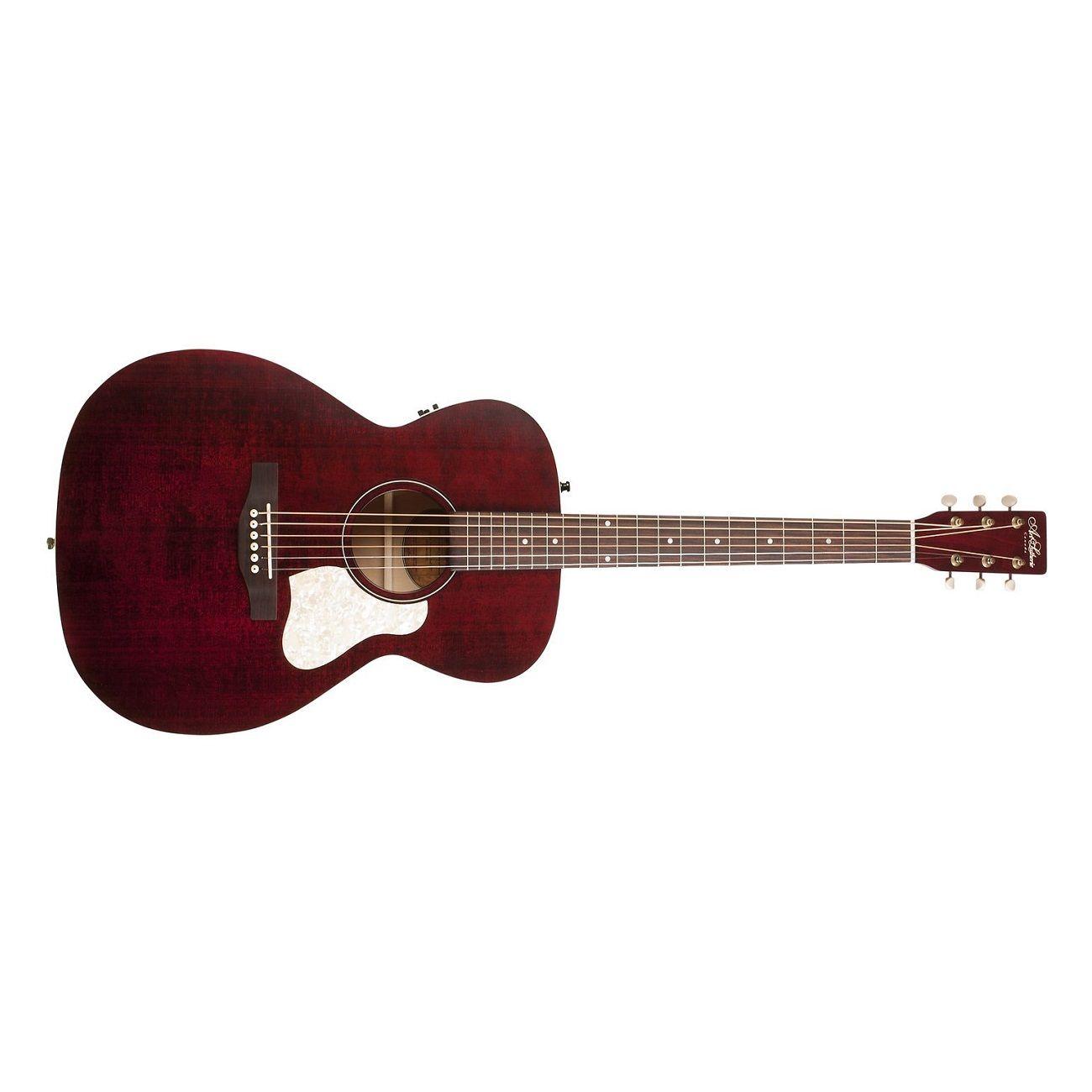 Art lutherie legacy q1t concert acoustic electric guitar
