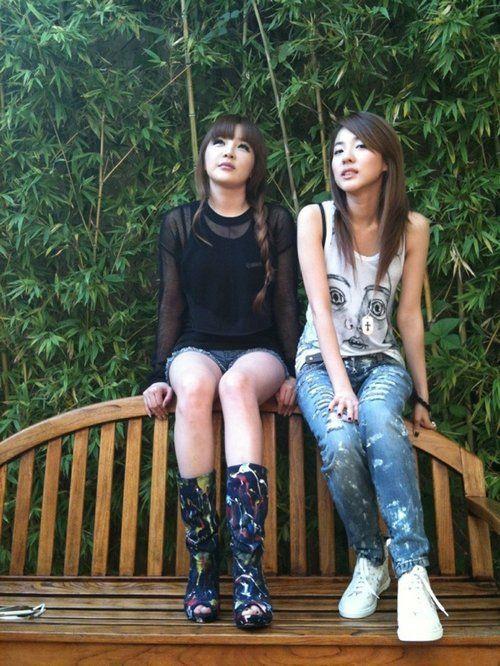 Bom and Sandara~ :3