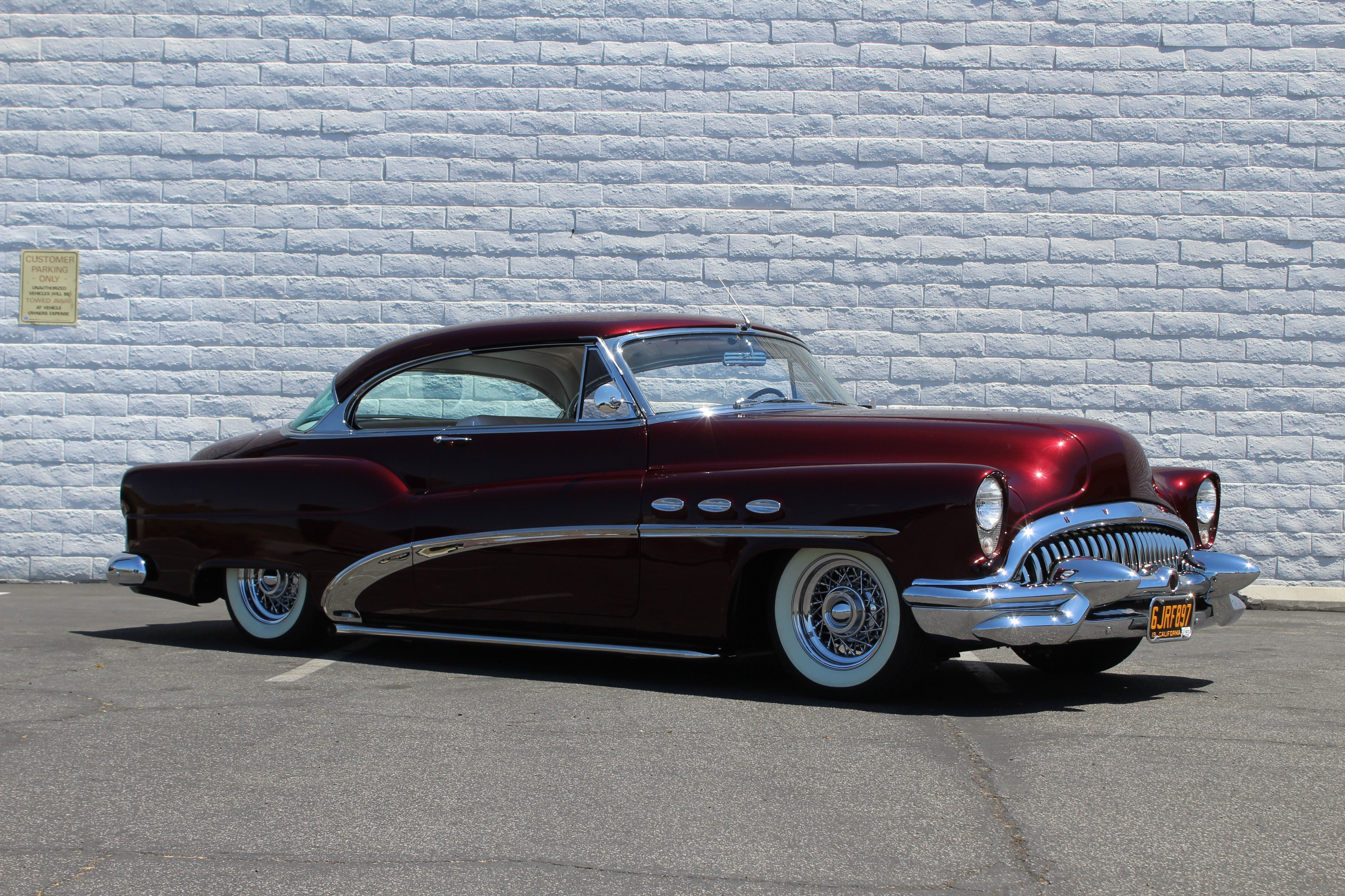 1953 Buick Super Riviera | Cars and Wheels