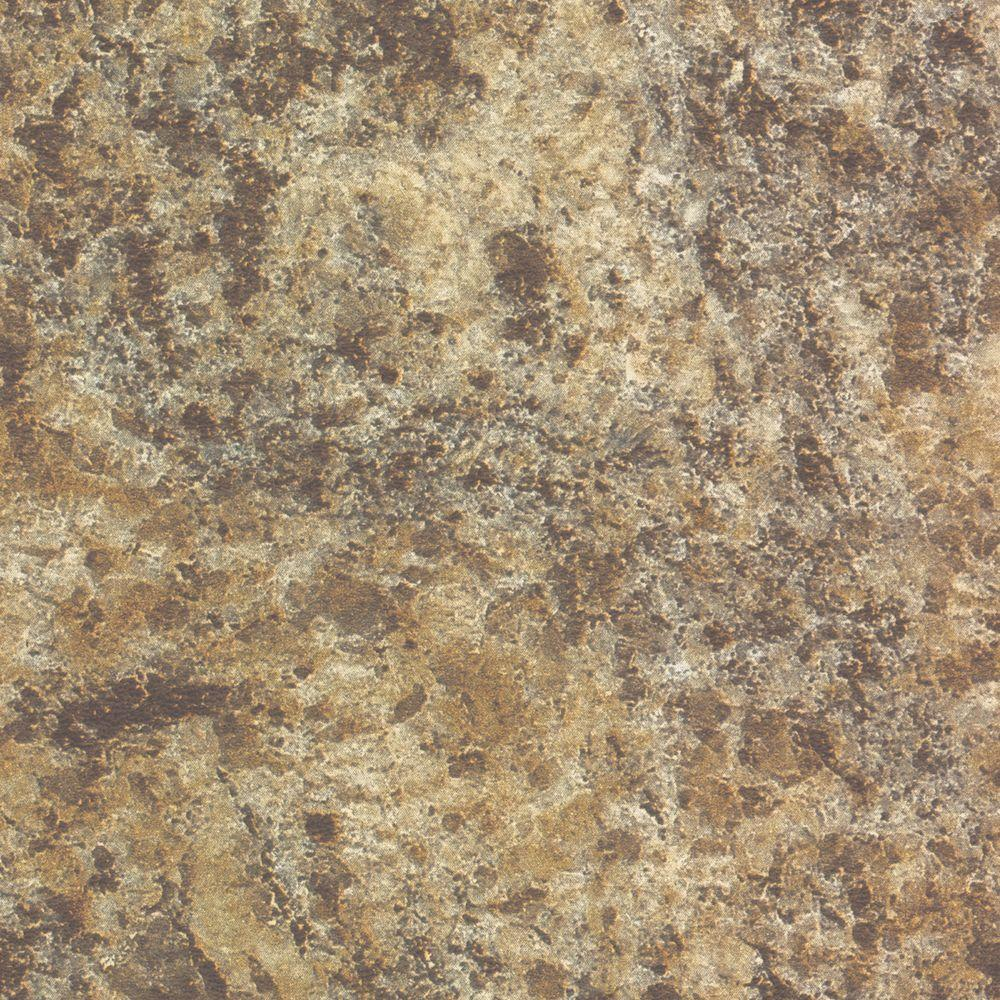 Formica 5 Ft X 12 Ft Laminate Sheet In Giallo Granite With Matte