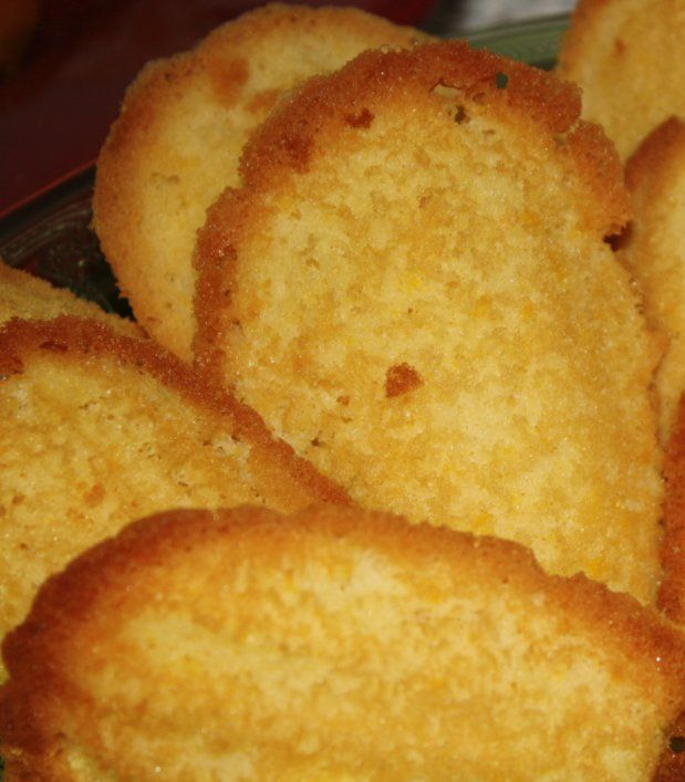 Madelines - easy and tasty!