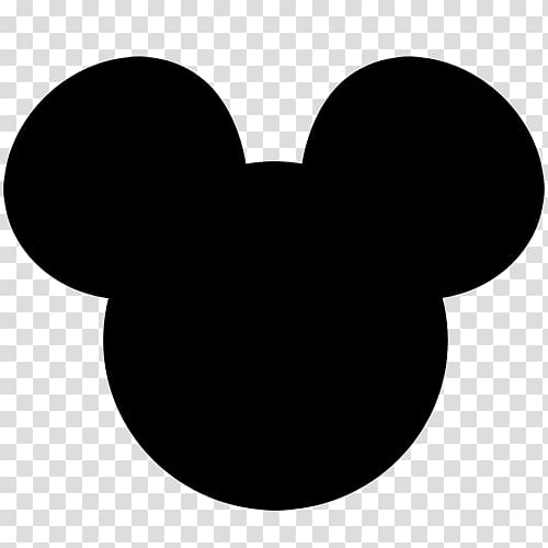 Mickey Mouse Minnie Mouse Silhouette Ears Transparent Background Minnie Mouse Silhouette Mickey Mouse Silhouette Mickey Mouse Background