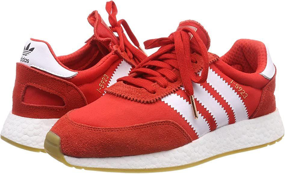adidas Iniki Runner, Sneakers Basses Homme, Rouge (Red/Footwear ...