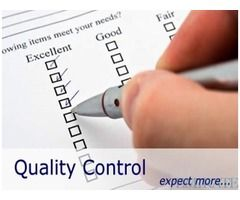 Quality Controller Required For Food Manufacturing Company  Items