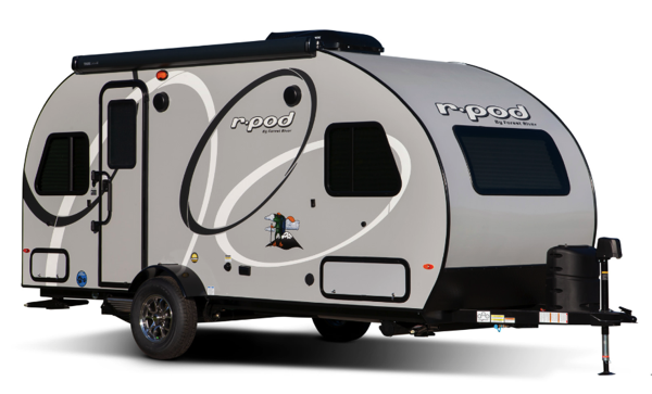 Lightweight Travel Trailers With A Bathroom In 2020 Lightweight Travel Trailers Lite Travel Trailers R Pod