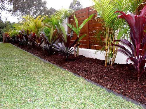 Tropical Garden Ideas Brisbane brisbane artificial, synthetic grass & turf laying services