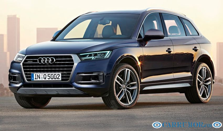 2018 Audi SQ5 Release Date Specs Price Engine and Interior Rumor