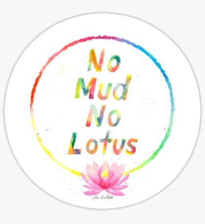 In Buddhism And Particularly In Zen The Lotus Flower Is A Symbol