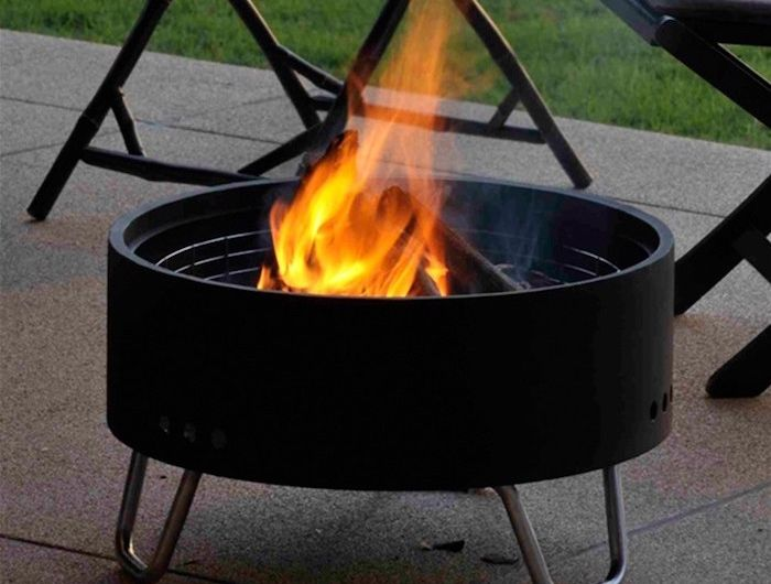 1001 Idees Barbecue Pinterest Foyer Design Et Barbecue
