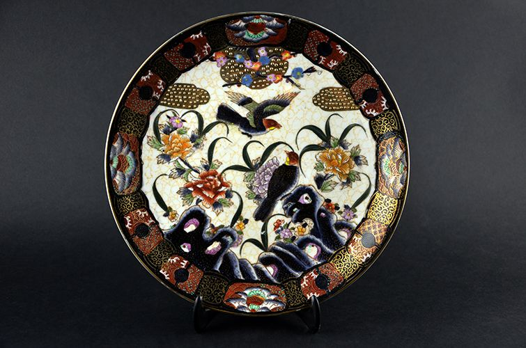Antique Satsuma Japanese Porcelain Fine China Plate and Cup . & Antique Satsuma Japanese Porcelain Fine China Plate and Cup ...