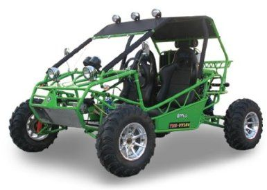 Amazon Com Bms Power Buggy 250 Green Gas 4 Stroke 244cc