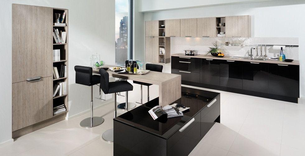 1060 PEARL GREY Kitchen Pinterest Pearl grey, Kitchen modern - häcker küchen frankfurt
