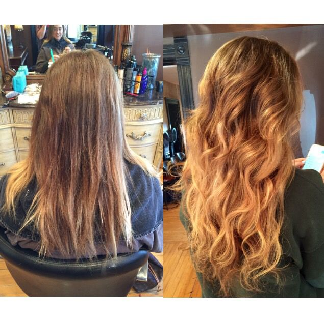 Before and after of 20 dream catcher extensions hair before and after of 20 dream catcher extensions pmusecretfo Images