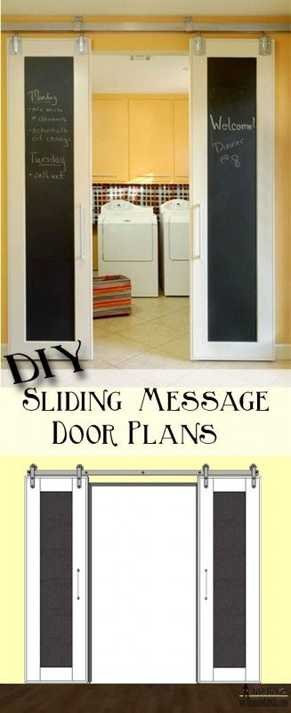 Combine Two Fun Home Decor Trends Sliding Barn Doors And
