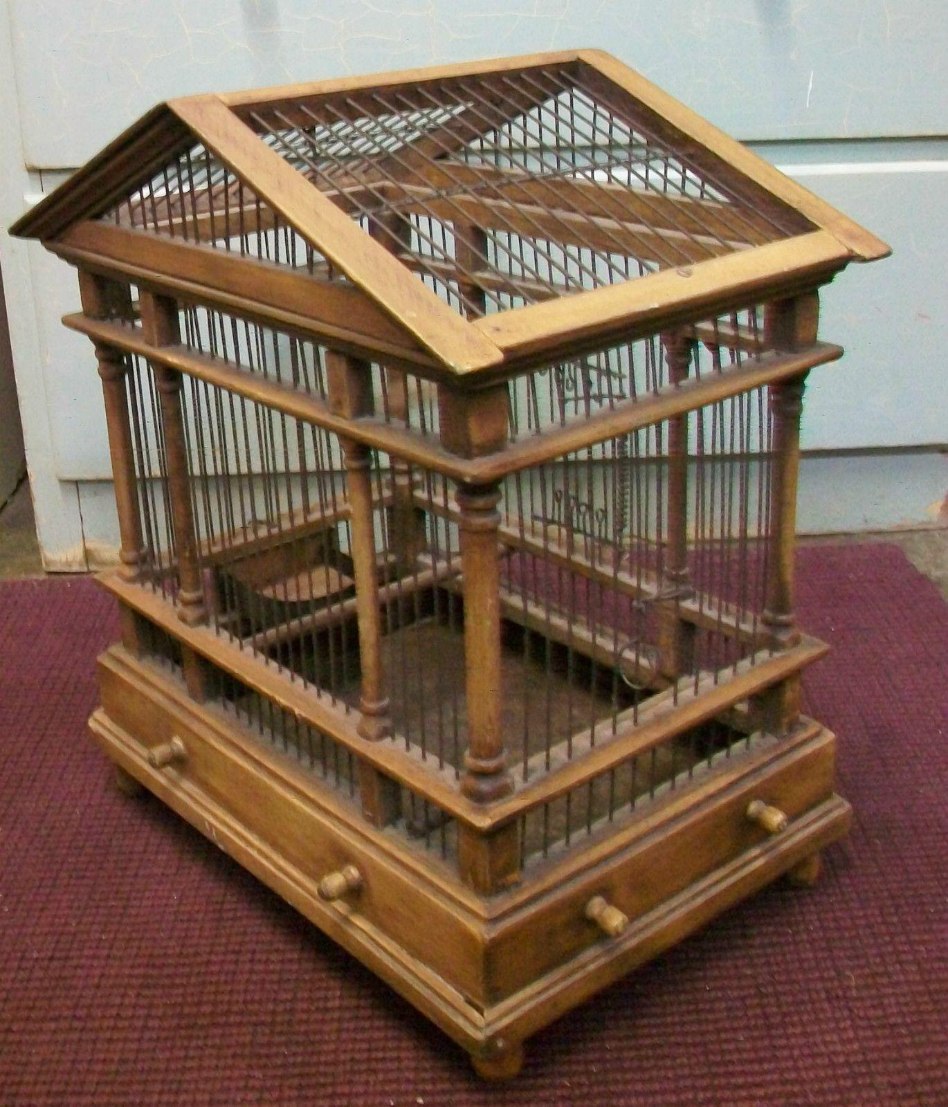 красивые клетки для птиц фото мне понравилась идея