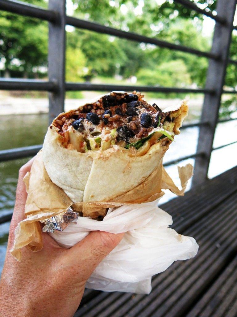 Burrito Baby | To go - in Berlin | Pinterest