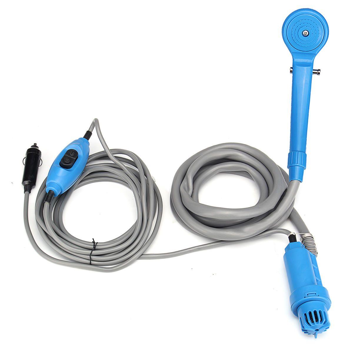 US29.04 12V Electric Portable Car Shower System Outdoor