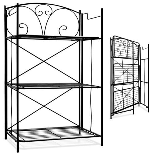 Standing shelf bookcase metal storage shelf shelving unit outdoor shelf kitchen