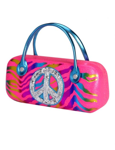 f6311b01ea5 Zebra Peace Sunglasses Case | Girls Swim Accessories Swimwear | Shop Justice
