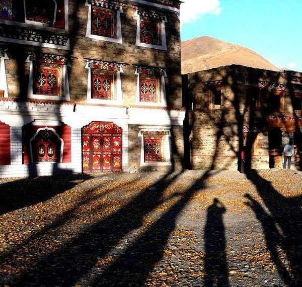 丹巴藏民居