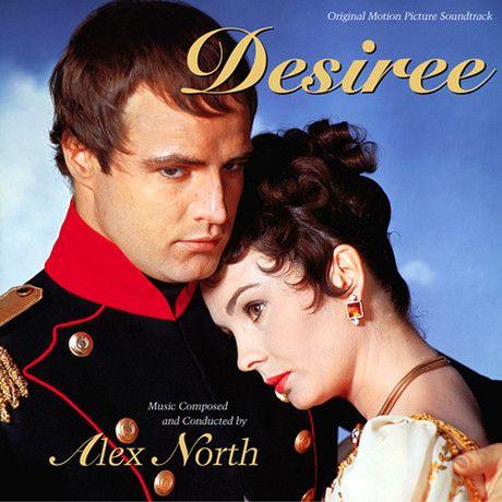 Film Music Site (Nederlands) - Desirée Soundtrack (Alex North) - Varèse Sarabande Club (2005)