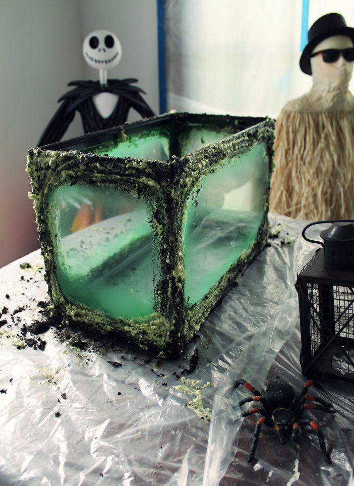 Specimen Preservation Chamber (aged fish tank prop)-011jpg - halloween fish tank decorations
