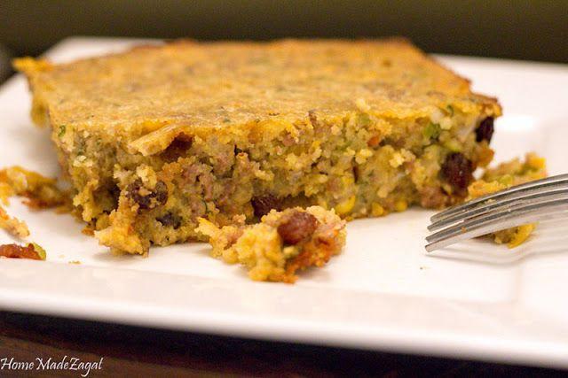 Baked Pastelle Pie Recipe Trinidad Recipes Trini Food Recipes