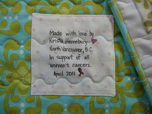 handwritten sewing label | Crafts ~ Sewing | Pinterest | Sewing ... : baby quilt label sayings - Adamdwight.com