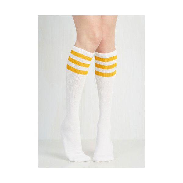 ad6aa571d Scholastic Back On Track Star Socks ( 12) ❤ liked on Polyvore featuring  intimates