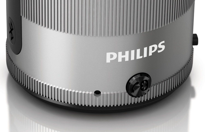 Philips SBT50/00 Bluetooth Wireless Aluminium Portable