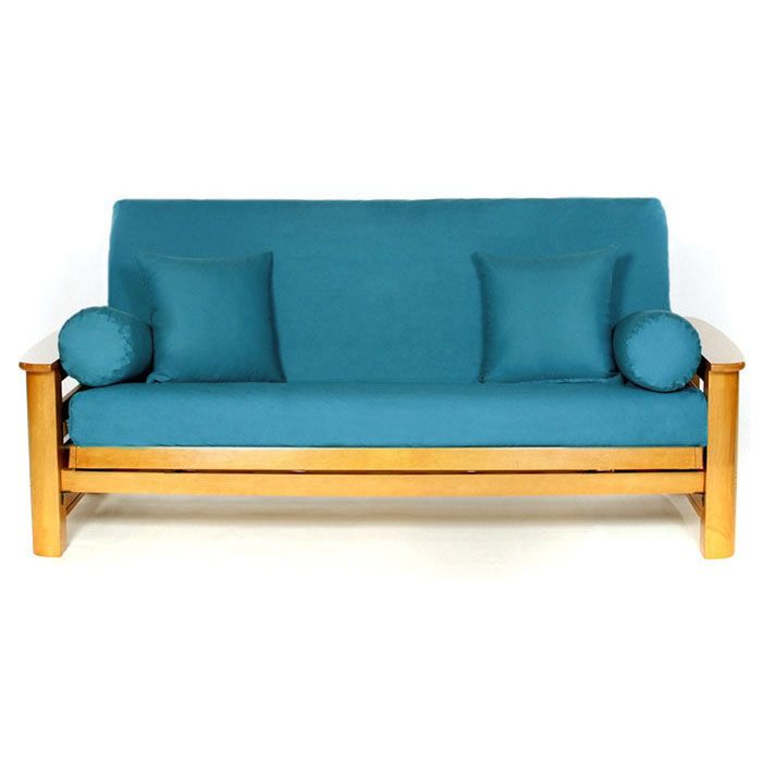 Teal Futon Cover Full Size Living Room Futon
