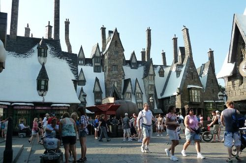 Universal's Wizarding World of Harry Potter - Travel Tips and Near Misses
