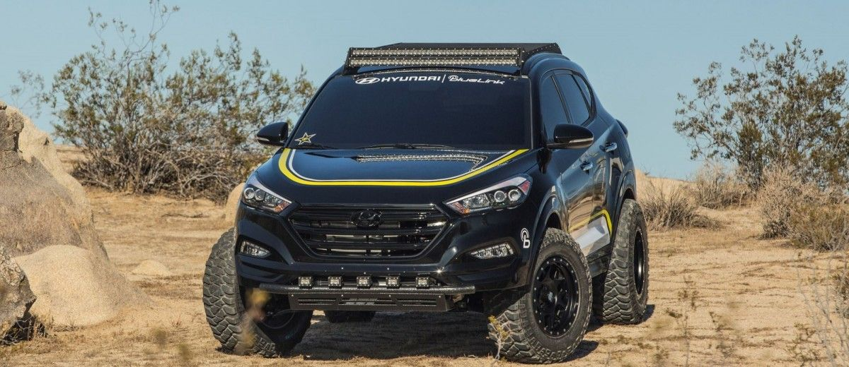 2016 Hyundai Tucson By Rockstar Performance Garage My Style