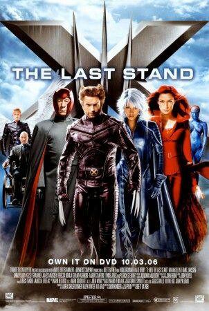 X Man The Last Stand X Men Film X Men 3 Musique Film