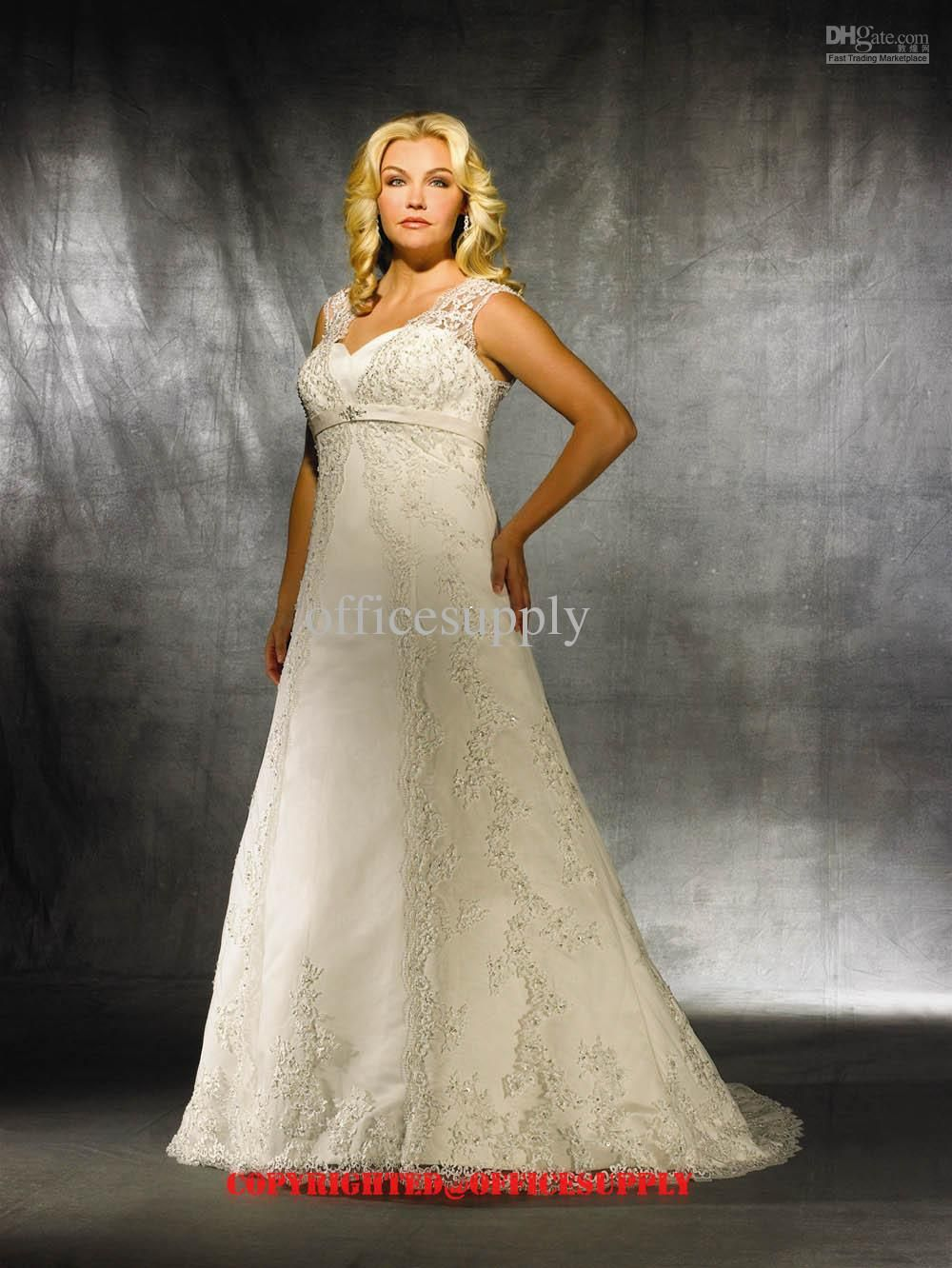 This Right Here Allure Wedding Dresses Plus Size Wedding Gowns Ivory Wedding Dress