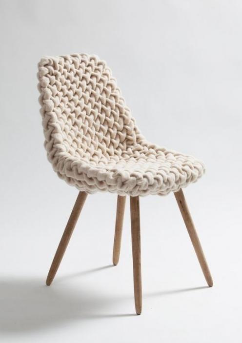 cozy knit chair hans sapperlot st hle pinterest m bel m bel furniture und st hle. Black Bedroom Furniture Sets. Home Design Ideas