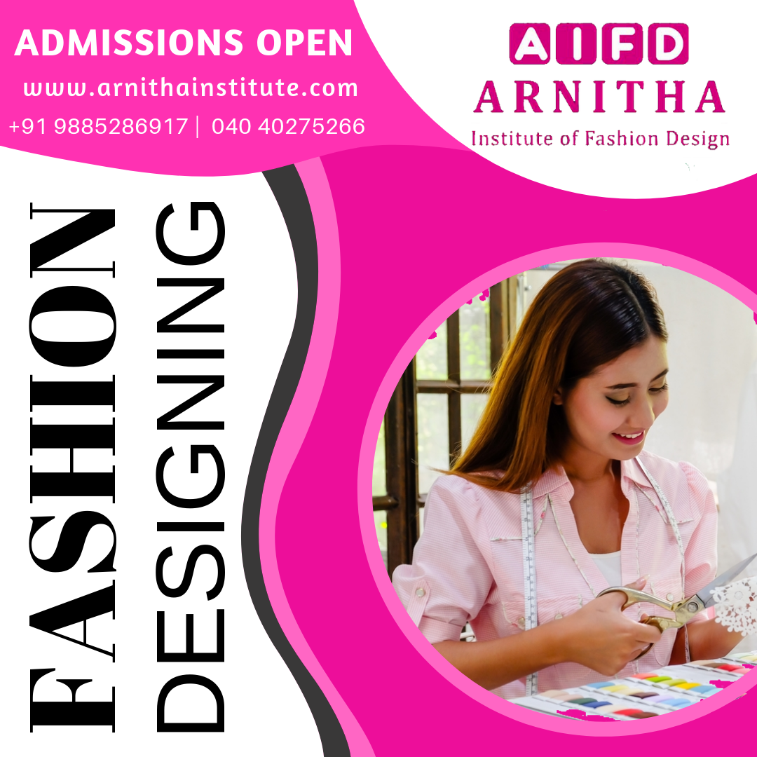Join Arnitha Institute Of Fashion Design To Enhance Your Fashion De With Images Diploma In Fashion Designing Career In Fashion Designing Fashion Designing Course