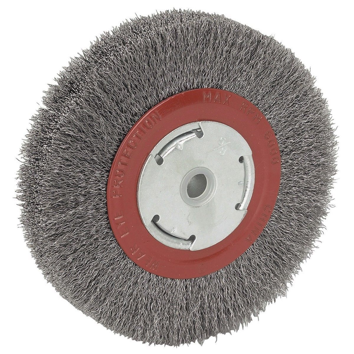 Stupendous 6 Inch Round Wirewheel Steel Wire Brush Wheel For Bench Gmtry Best Dining Table And Chair Ideas Images Gmtryco