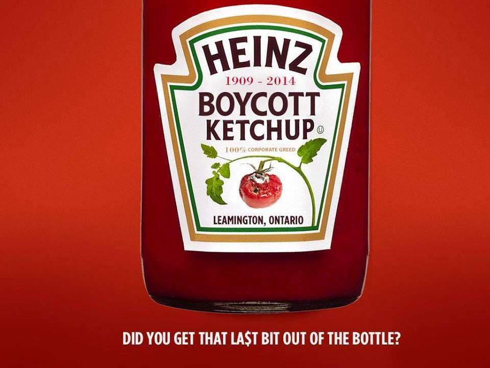 The Heinz ketchup factory in Leamington, Ontario, closes ...
